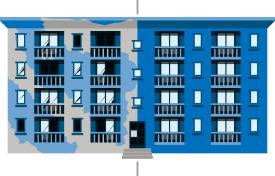 Apartment Building Fix Flip Loans Glassridge The Real Estate